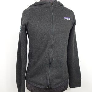 Patagonia Sweater Full Zip Hooded
